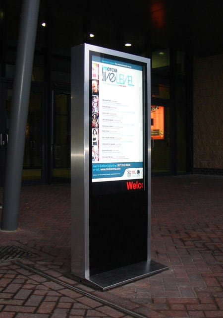 Outdoor Digital Signage Blog