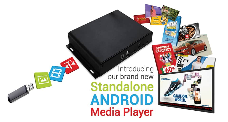 Introducing Our Brand New Standalone Android Media Player - Digital