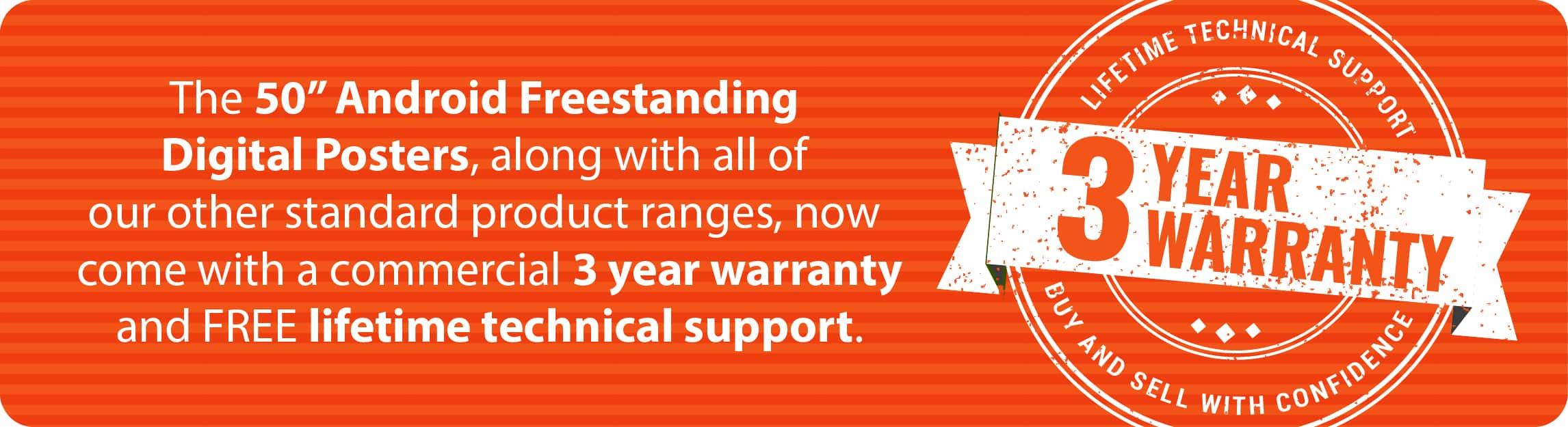 Warranty BannerL50-01