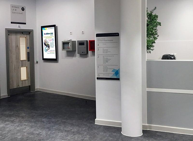 Farnham Hospital Image 31