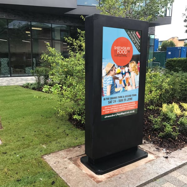 Outdoor Freestanding - Science Park (2) Sq