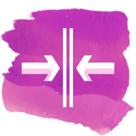 Narrow bezel icon