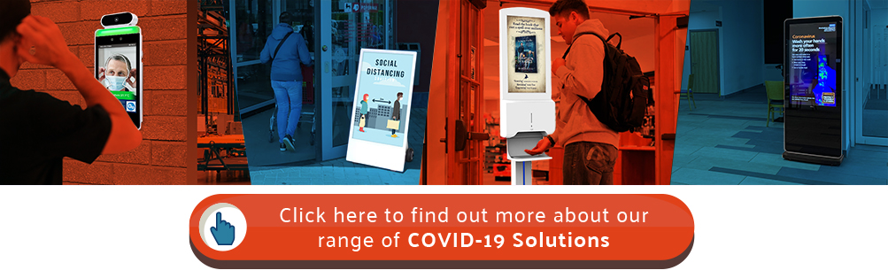 COVID-19 Digital Signage Solutions