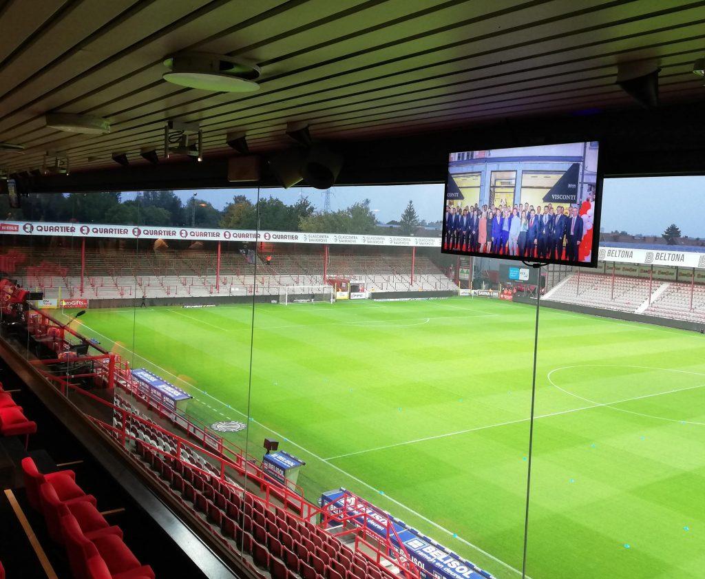Professional Monitors at KVK Football Club