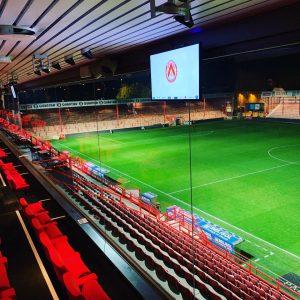 Professional Monitor at KVK Football Club, Belgium
