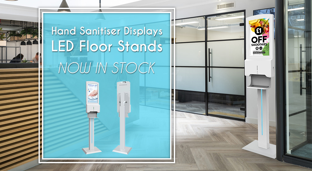 LED Floor Stand