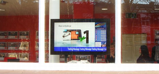 Network High Definition Digital Signage Media Player