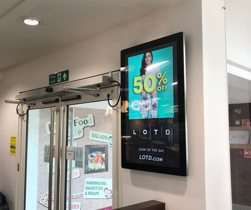 Android Advertising Displays 19 Quot 55 Quot