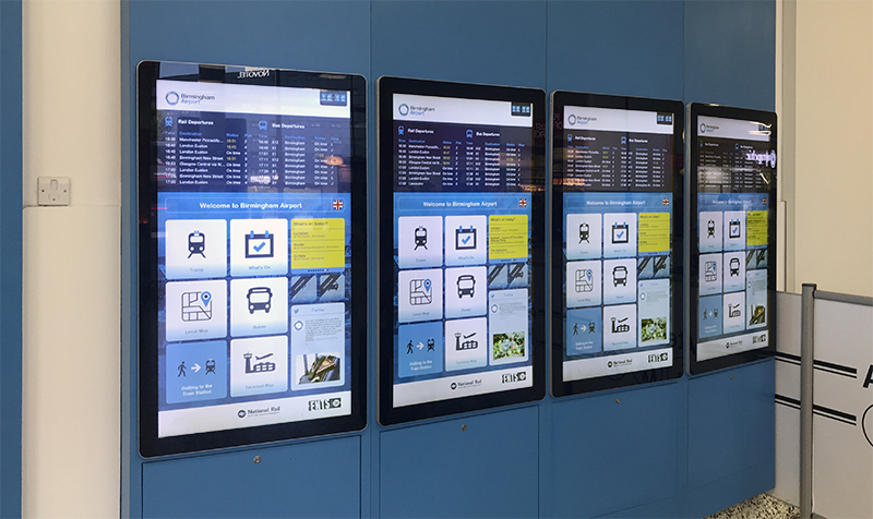 PCAP Touch Screens with Dual OS (22