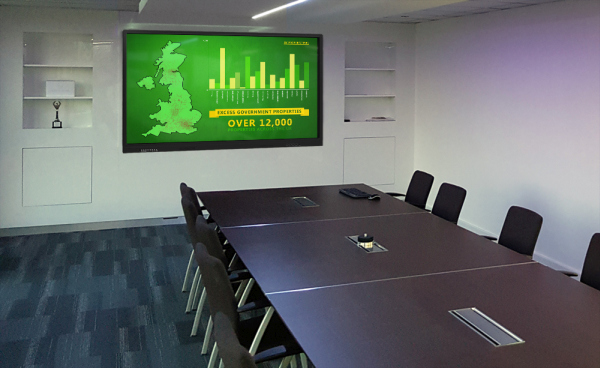 Infrared Interactive Touch Display 55 Quot 86 Quot