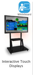 interactive classroom whiteboard touch display content