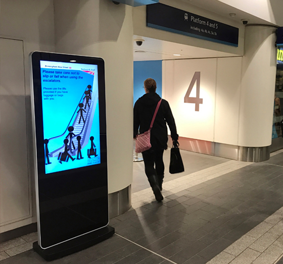 corporate digital signage blog