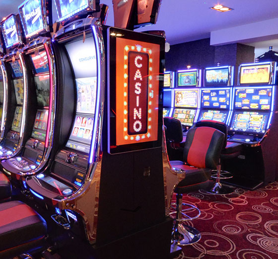 casino 36 digital signage case study