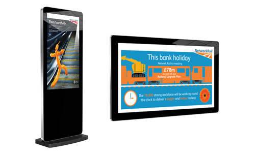 Android Advertising Displays Digital Signage Screens