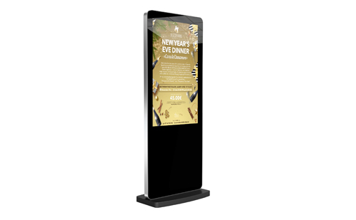 Android Freestanding Poster Digital Signage Screens