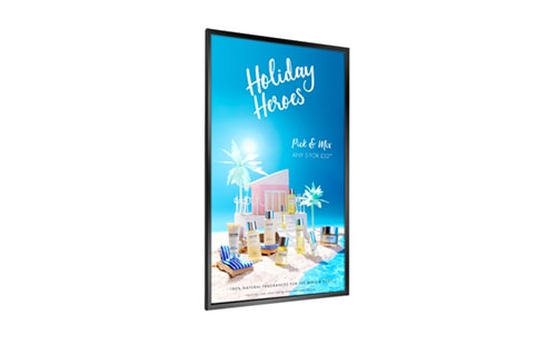 Ultra High Brightness Monitor Digital Signage Screen