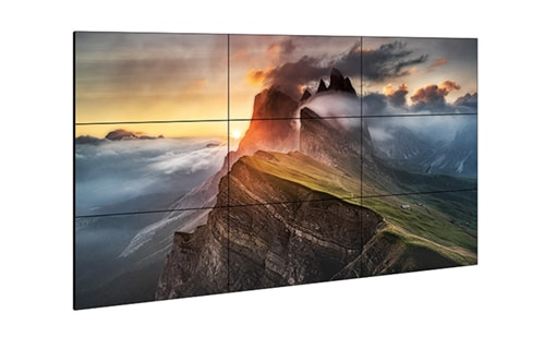LCD Video Wall Digital Signage Screen