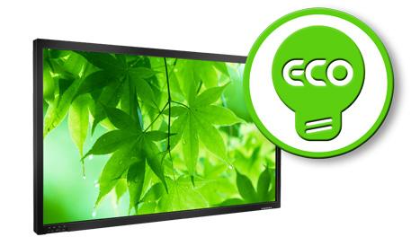 Eco Friendly LED Backlight technology