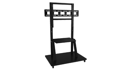 Optional Trolley Stand with laptop tray