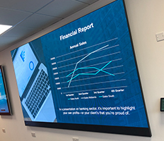 Fine Pitch Presentation LED Video Wall